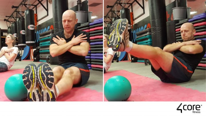 Medicine ball training